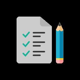 Checklist Icon 256